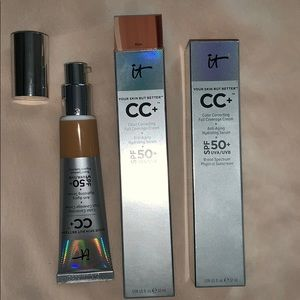 It cosmetics cc+ color correcting cream